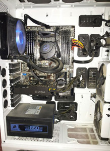 PC custom built service